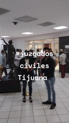 #juzgados civiles Tijuana